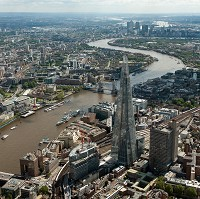 London was the preferred destination of around half of all foreign visitors to the UK last year, official figures show