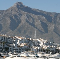Marbella is a popular destination