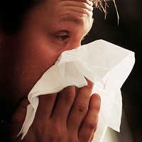 Visitors to Oklahoma have been warned of allergy risk
