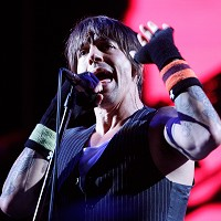 The Red Hot Chili Peppers were among those playing at the festival