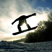 A snowboarding event, called the Red Bull Butter Cup series, will be held in Easton on February 11, 2012