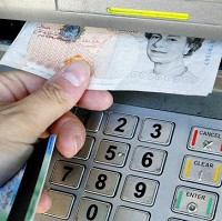 Around 67% of Britons visit cashpoints during trips abroad, according to research