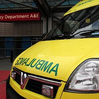 A patient from the Middle East is being treated in hospital in London with a new respiratory virus, the HPA has said