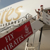 Emirates has announced plans to offer an extra flight from Manchester to Dubai