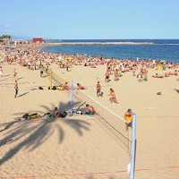 Wearing a bikini away from Barcelona's beach area can bring a fine for unwary holidaymakers