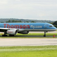 A Thomson Airways aircraft had to make an emergency landing in Athens after 'a security alert'