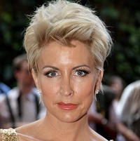 Heather Mills has left hospital after suffering a serious shoulder injury in a skiing accident