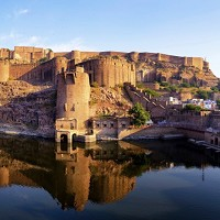 The joys of Jodhpur: Mehrangarh Fort in Jodhpur, also home to the award-winning Mihir Garh hotel