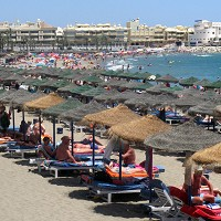 Malaga and other Spanish holiday destinations are very popular this summer