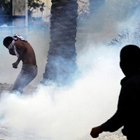 Britons are being advised against all travel to Bahrain after clashes between anti-government protestors and police in the country intensified