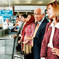 Airport passengers want an end to security queues