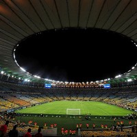 Magnificent Maracana: Brazil's most iconic football stadium is among the venues hosting the World Cup this summer