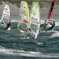Visitors to Turkey could try to excellent local watersports
