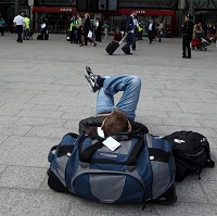 The EU is to review compensation laws for air passengers