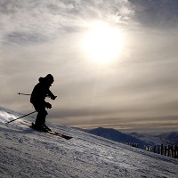 Brighton and Solitude resorts in Utha open for the upcoming skiing season