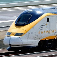Eurostar has announced that it carried an increased number of passengers in the first quarter of this year