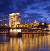Lighting up tourists' faces: Budapest offers holidaymakers the best bargains, new research suggests
