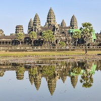 Angkor Wat has been captured on camera by the Google Cultural Institute project