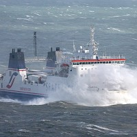 SeaFrance Ferries' services between Dover and Calais have been suspended for 48 hours