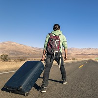 Travelling alone can lead to the adventure of a lifetime