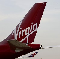 Virgin Atlantic has found items such as an artificial limb and wheelchair left behind on planes