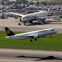 Lufthansa welcomed the news that the strike was finishing early