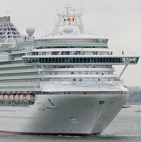 The number of Britons choosing to set off on an ocean cruise from a UK port has reached an all-time high, figures show
