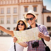 Young travellers spent an average of £2,500 on trips abroad last year