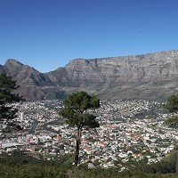 Cape Town remains a popular city for tourists to venture to