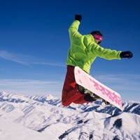 Tips are being offered on safe snowboarding
