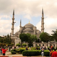 The tourism ministry in Turkey is spending £60m to promote the country as a popular holiday spot
