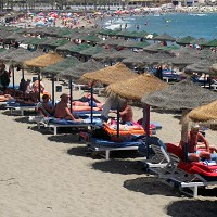 Spain was a popular destination for Britons last year, according to research