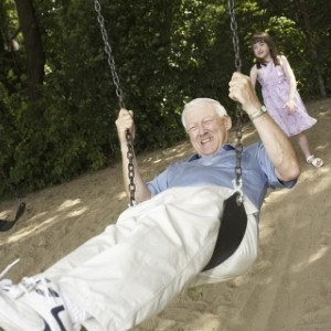 Over-50s 'have desire for adventure'