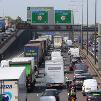 Holidaymakers could face delays this weekend