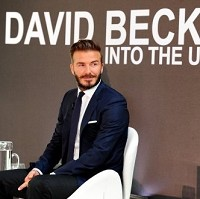 David Beckham travelled into the unknown of the Amazon rainforest to find anonymity