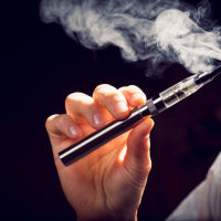 E-cigarettes are less harmful than smoking but not without risk
