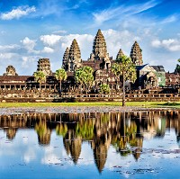 Angkor is a popular tourist hotspot