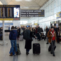 Stansted is the fourth busiest UK airport