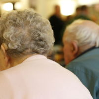 "There are 1.2 million ""chronically lonely"" older people in the UK, according to Age UK"