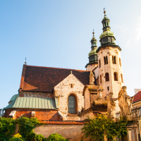 St Andrew's Church in Krakow
