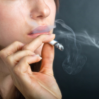 Smoking could lead to an increased heart attack risk in women