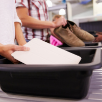 Security trays at airports harbour the highest number of viruses