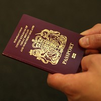 The Raine family had one of their passports go missing while checking in at Manchester Airport