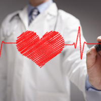 Cardiovascular events include heart failure and strokes