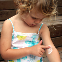Bath oils have proven to be ineffective for child eczema