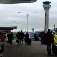 London Luton Airport has smashed its one-day record