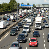Holidaymakers have been warned of potential traffic issues this weekend