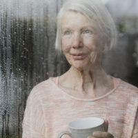 Loneliness in older people is set to increase.