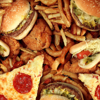 A recent study suggests that women with a high weekly fast food consumption are more likely to have trouble conceiving.