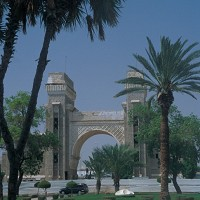 The Gate to Makkah in Jeddah, Saudi Arabia, has been added to UNESCO's list of World Heritage sites